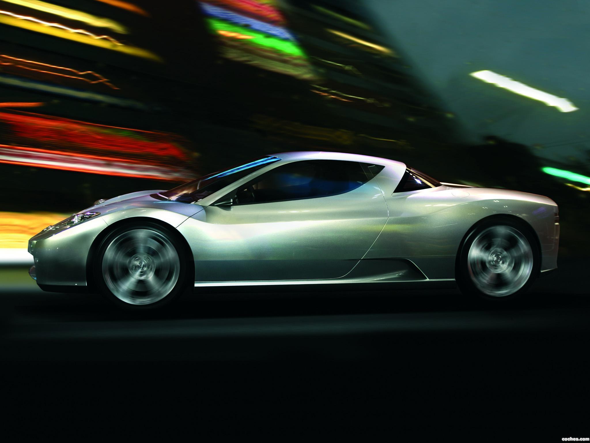 Foto 7 de Honda HSC Concept 2003
