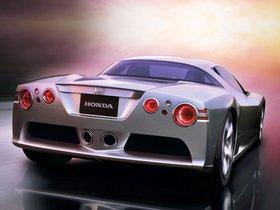 Ver foto 15 de Honda HSC Concept 2003