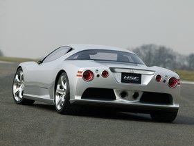 Ver foto 4 de Honda HSC Concept 2003