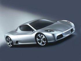 Ver foto 7 de Honda HSC Concept 2003