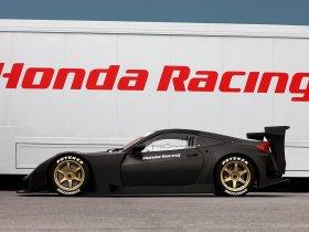 Ver foto 9 de Honda HSV 010 GT 2010