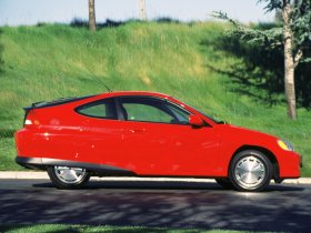 Ver foto 4 de Honda Insight 1999