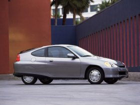 Ver foto 2 de Honda Insight 1999