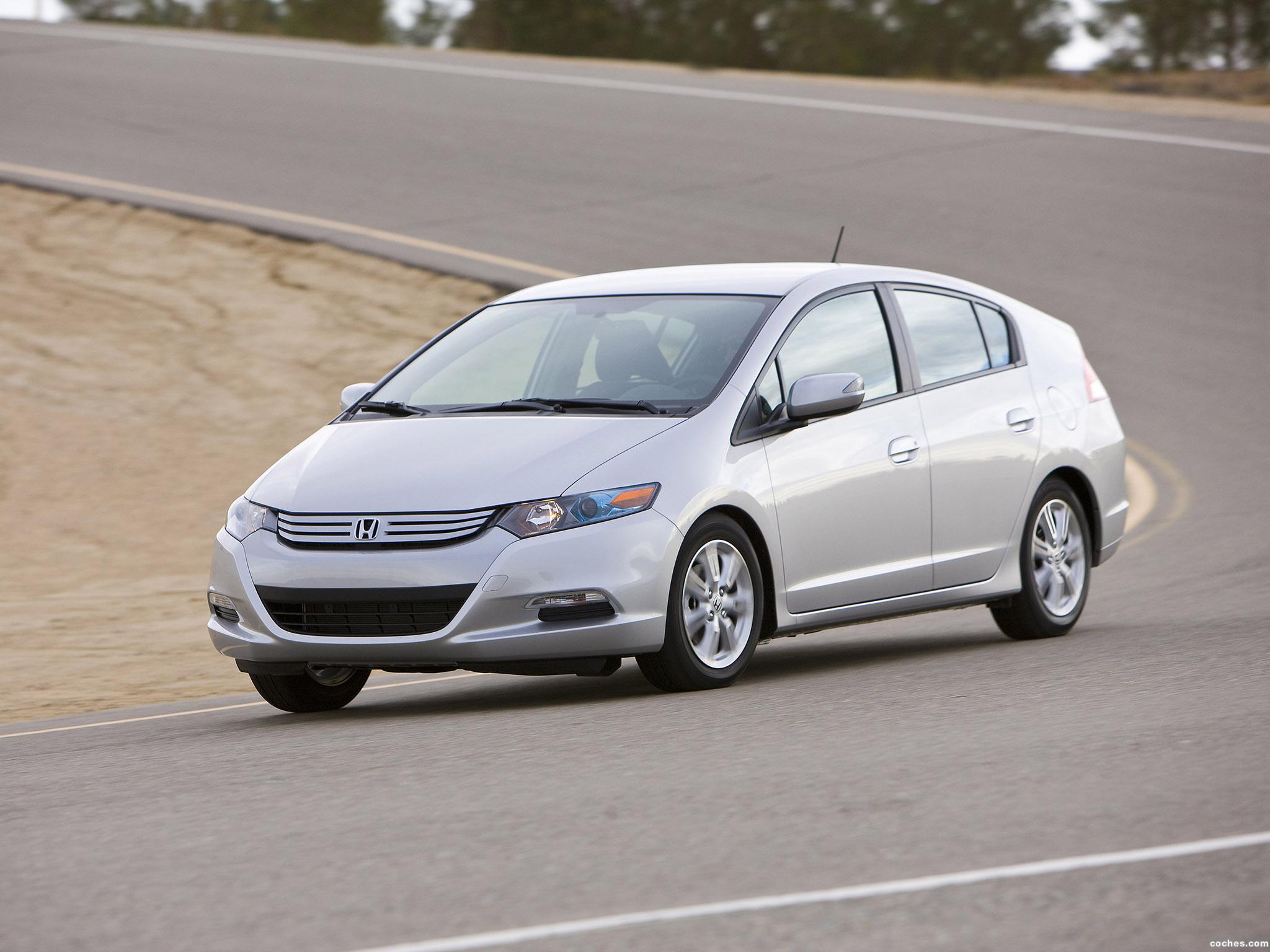 Foto 47 de Honda Insight 2009