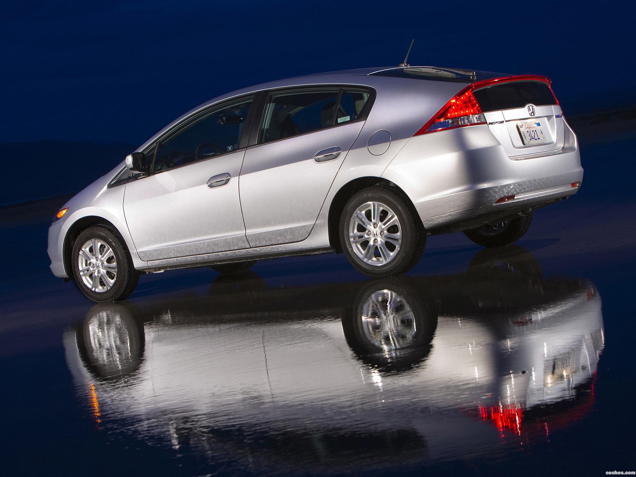 Foto 46 de Honda Insight 2009