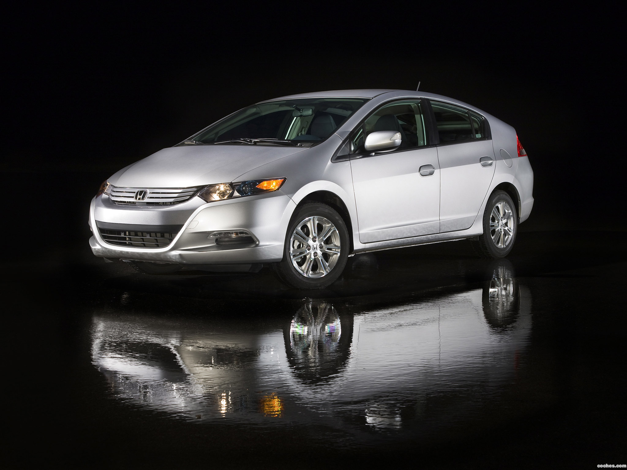 Foto 45 de Honda Insight 2009