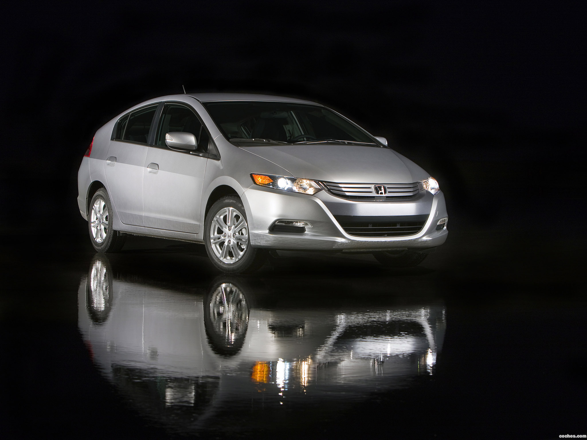 Foto 43 de Honda Insight 2009