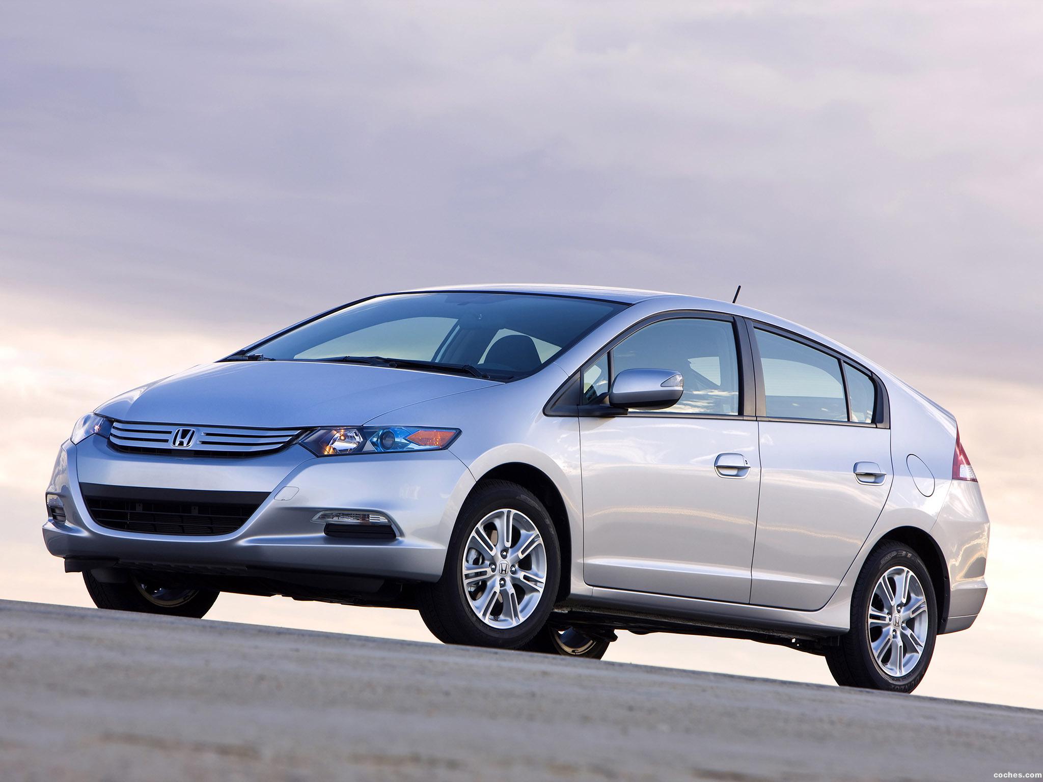 Foto 42 de Honda Insight 2009