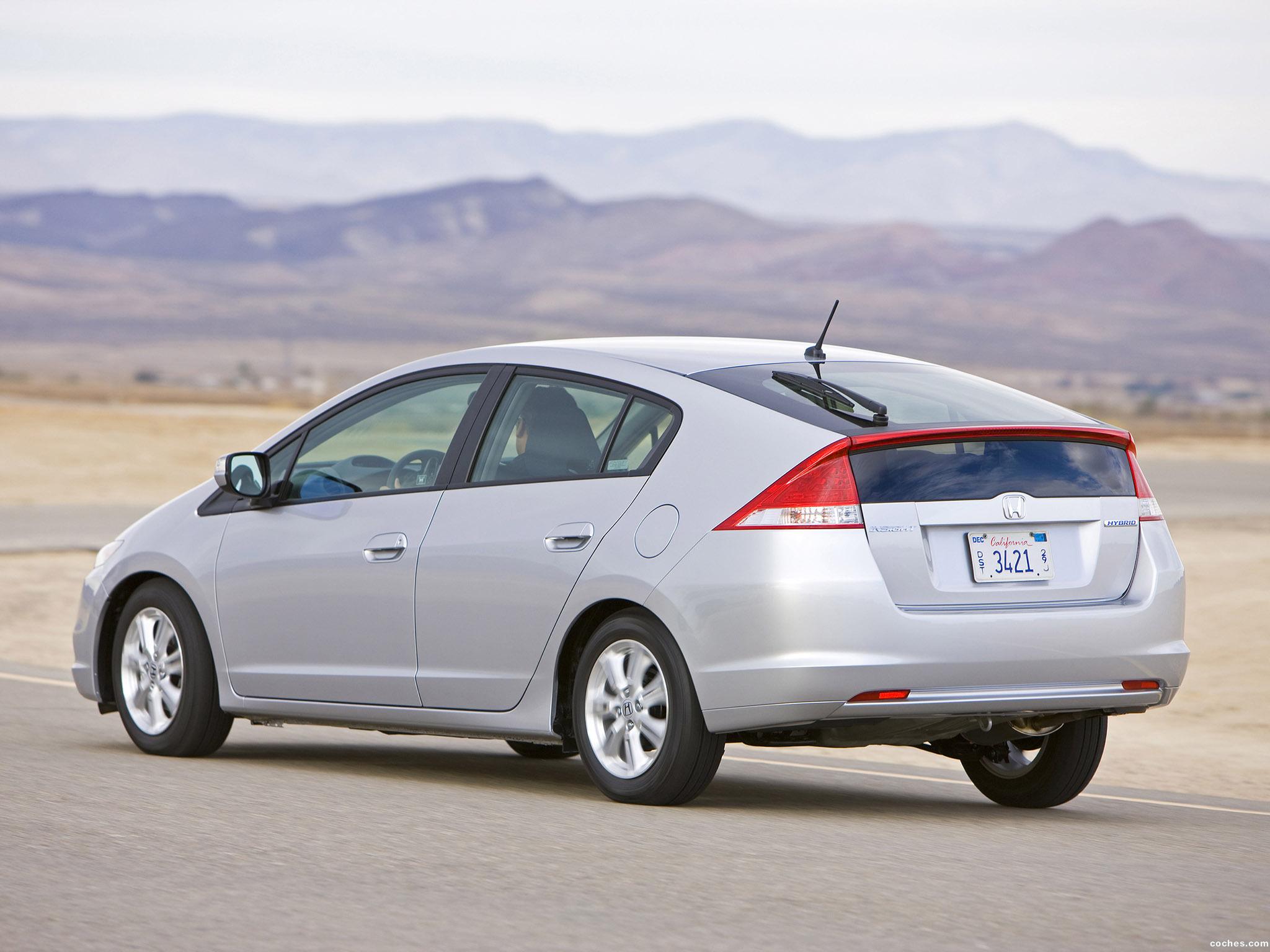Foto 34 de Honda Insight 2009