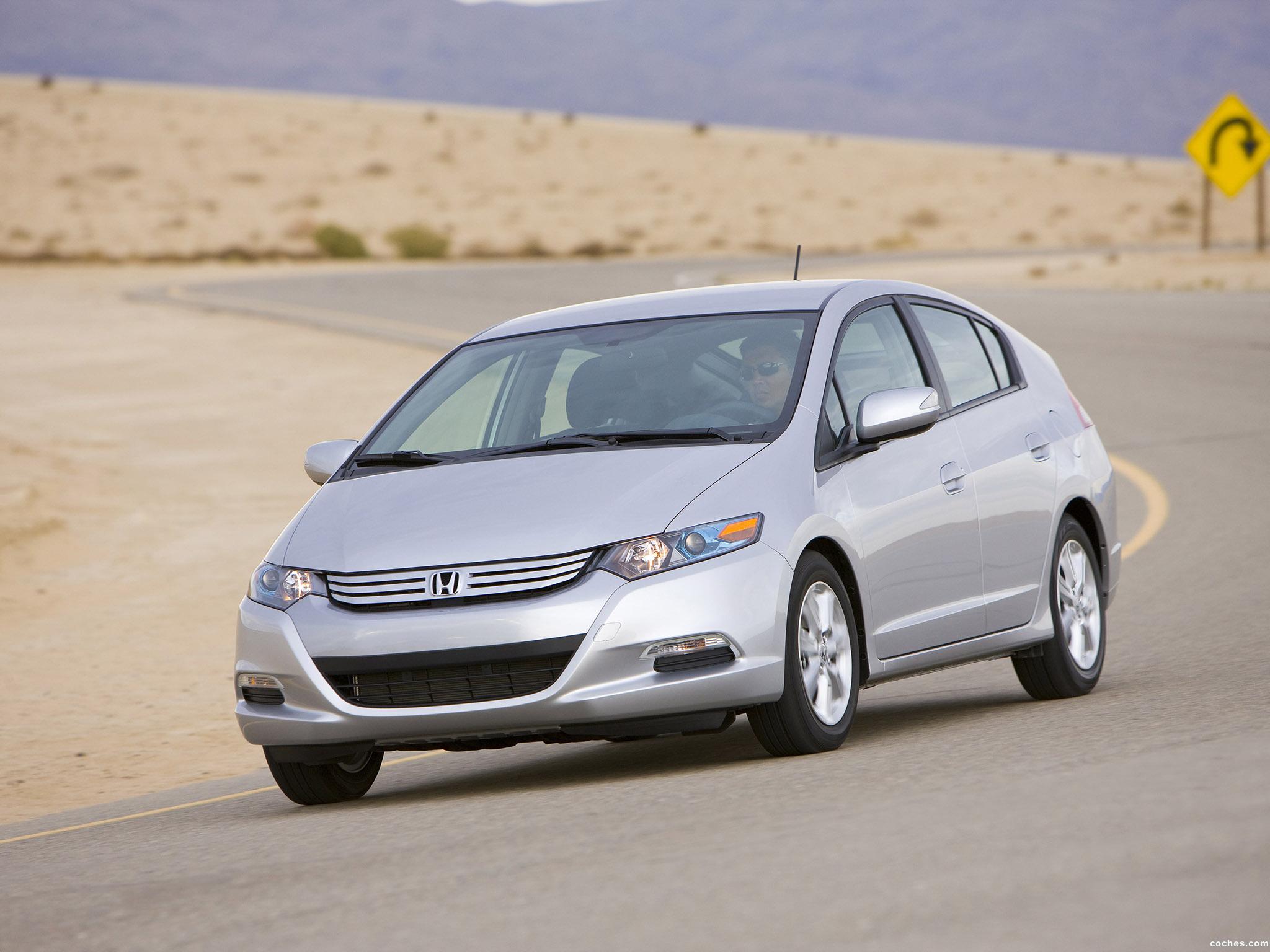 Foto 30 de Honda Insight 2009