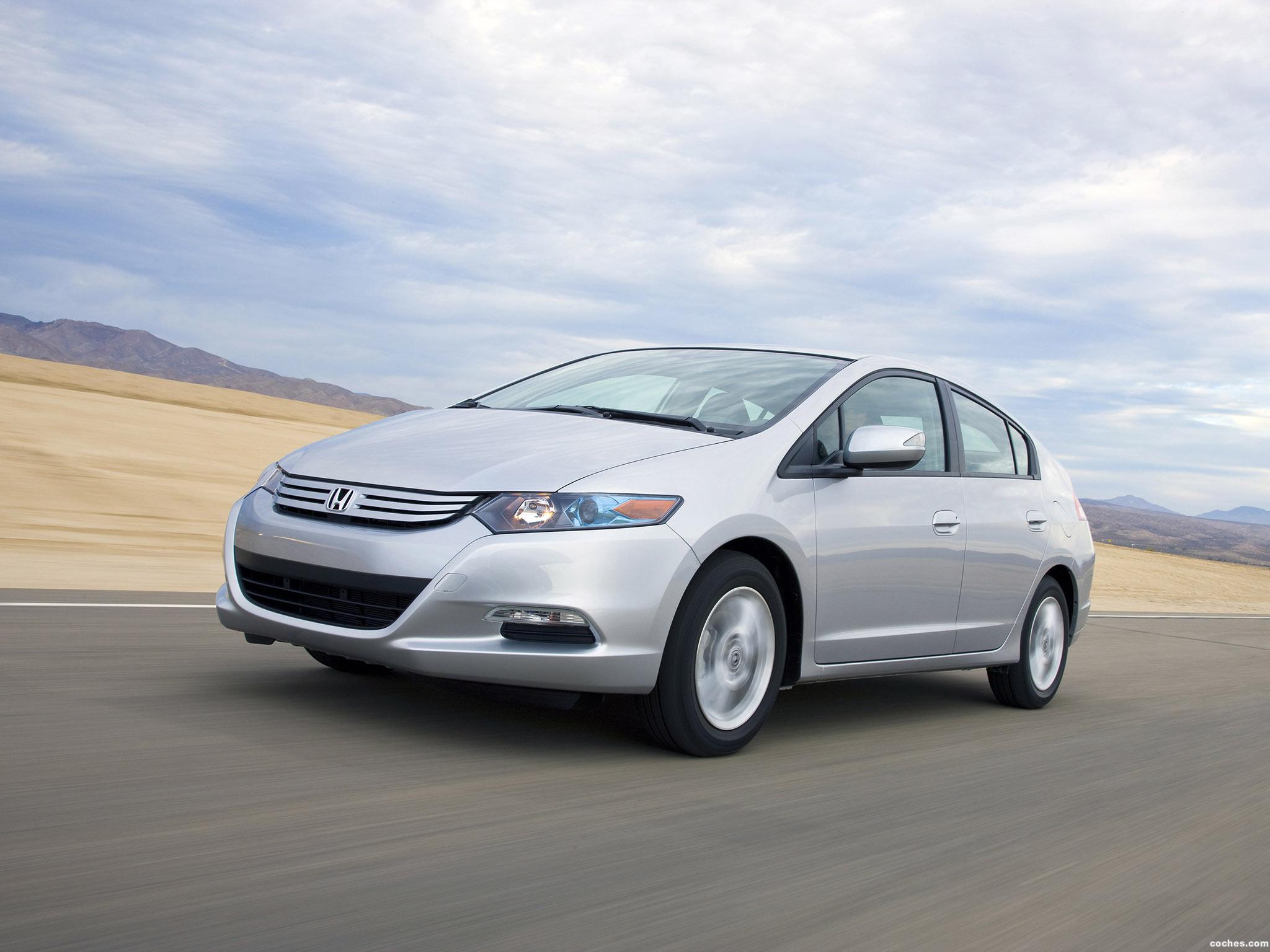 Foto 29 de Honda Insight 2009