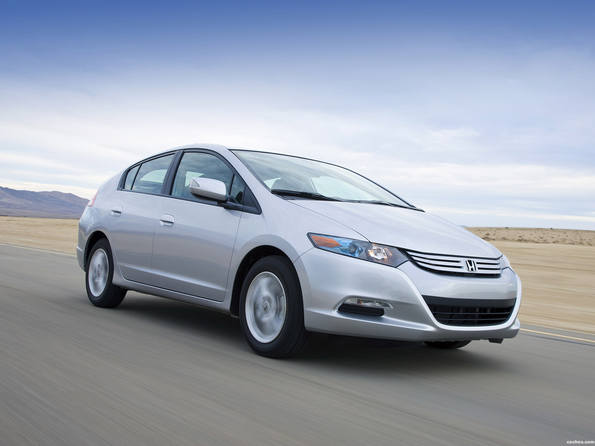 Foto 28 de Honda Insight 2009