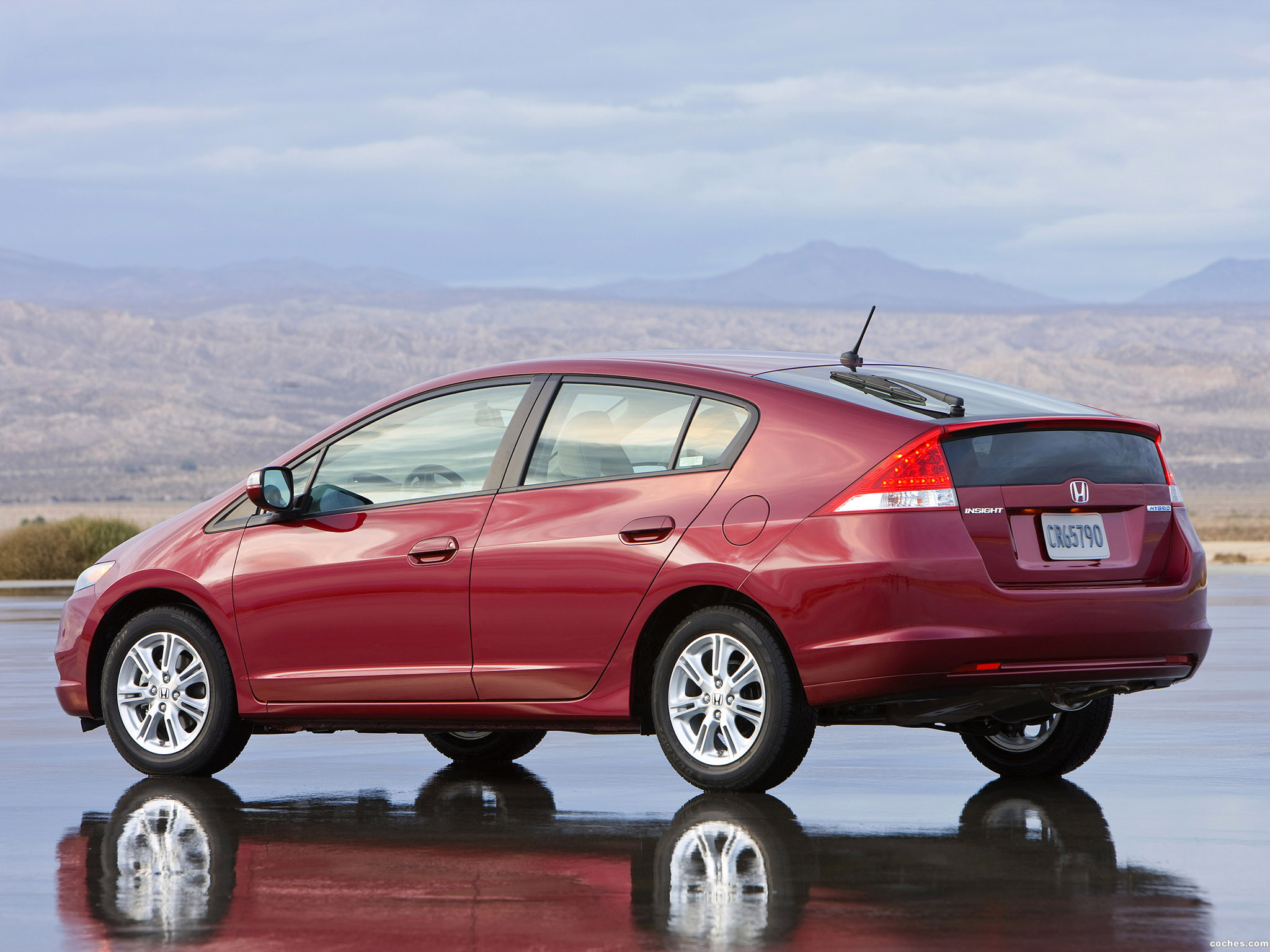 Foto 25 de Honda Insight 2009