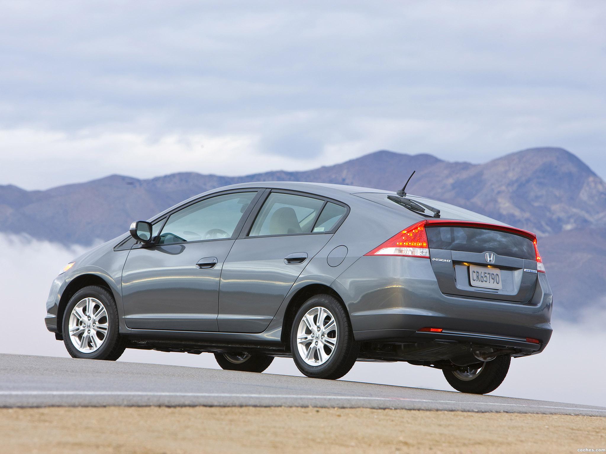 Foto 24 de Honda Insight 2009