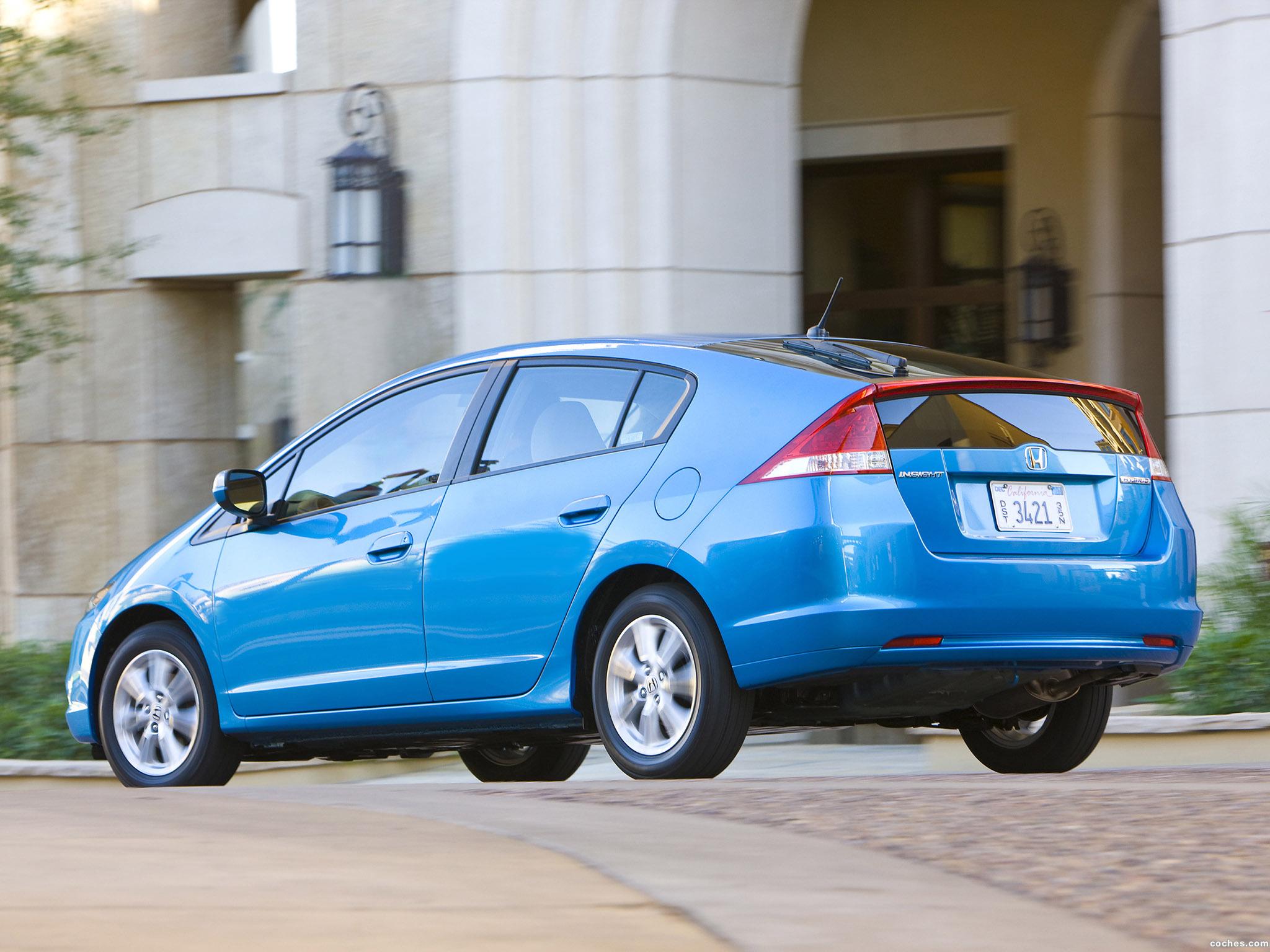 Foto 8 de Honda Insight 2009