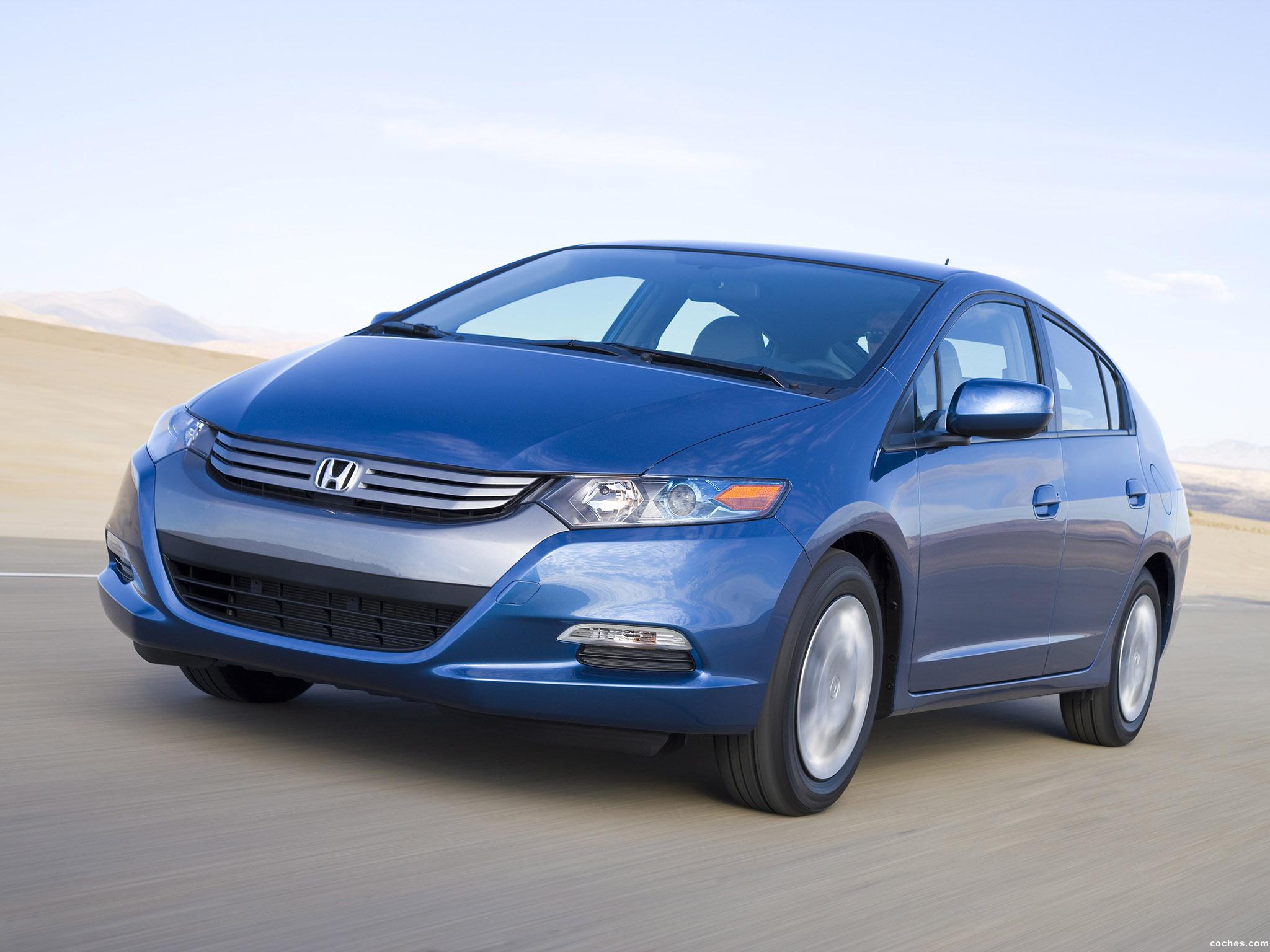 Foto 5 de Honda Insight 2009