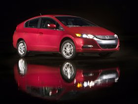 Ver foto 52 de Honda Insight 2009