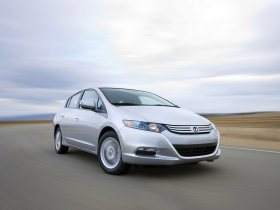 Ver foto 50 de Honda Insight 2009