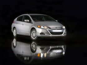 Ver foto 44 de Honda Insight 2009