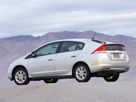 Ver foto 38 de Honda Insight 2009
