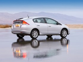 Ver foto 37 de Honda Insight 2009