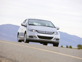 Ver foto 34 de Honda Insight 2009