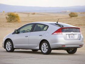 Ver foto 32 de Honda Insight 2009