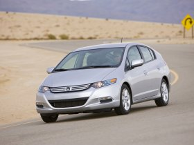 Ver foto 31 de Honda Insight 2009