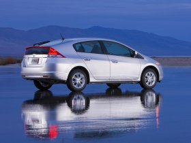 Ver foto 28 de Honda Insight 2009