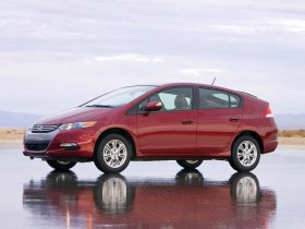 Ver foto 27 de Honda Insight 2009