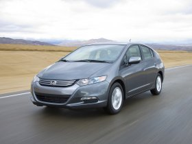 Ver foto 24 de Honda Insight 2009