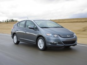 Ver foto 23 de Honda Insight 2009