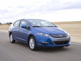 Ver foto 22 de Honda Insight 2009