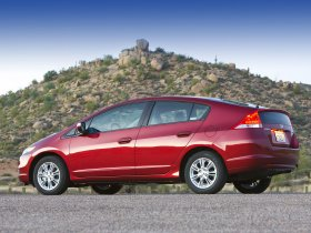 Ver foto 16 de Honda Insight 2009