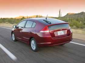 Ver foto 12 de Honda Insight 2009