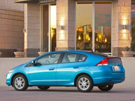 Ver foto 10 de Honda Insight 2009