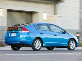 Ver foto 8 de Honda Insight 2009