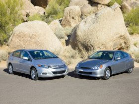 Ver foto 7 de Honda Insight 2009