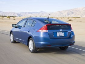 Ver foto 3 de Honda Insight 2009
