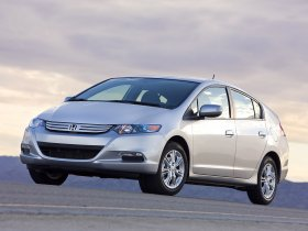 Ver foto 56 de Honda Insight 2009