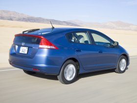Ver foto 2 de Honda Insight 2009