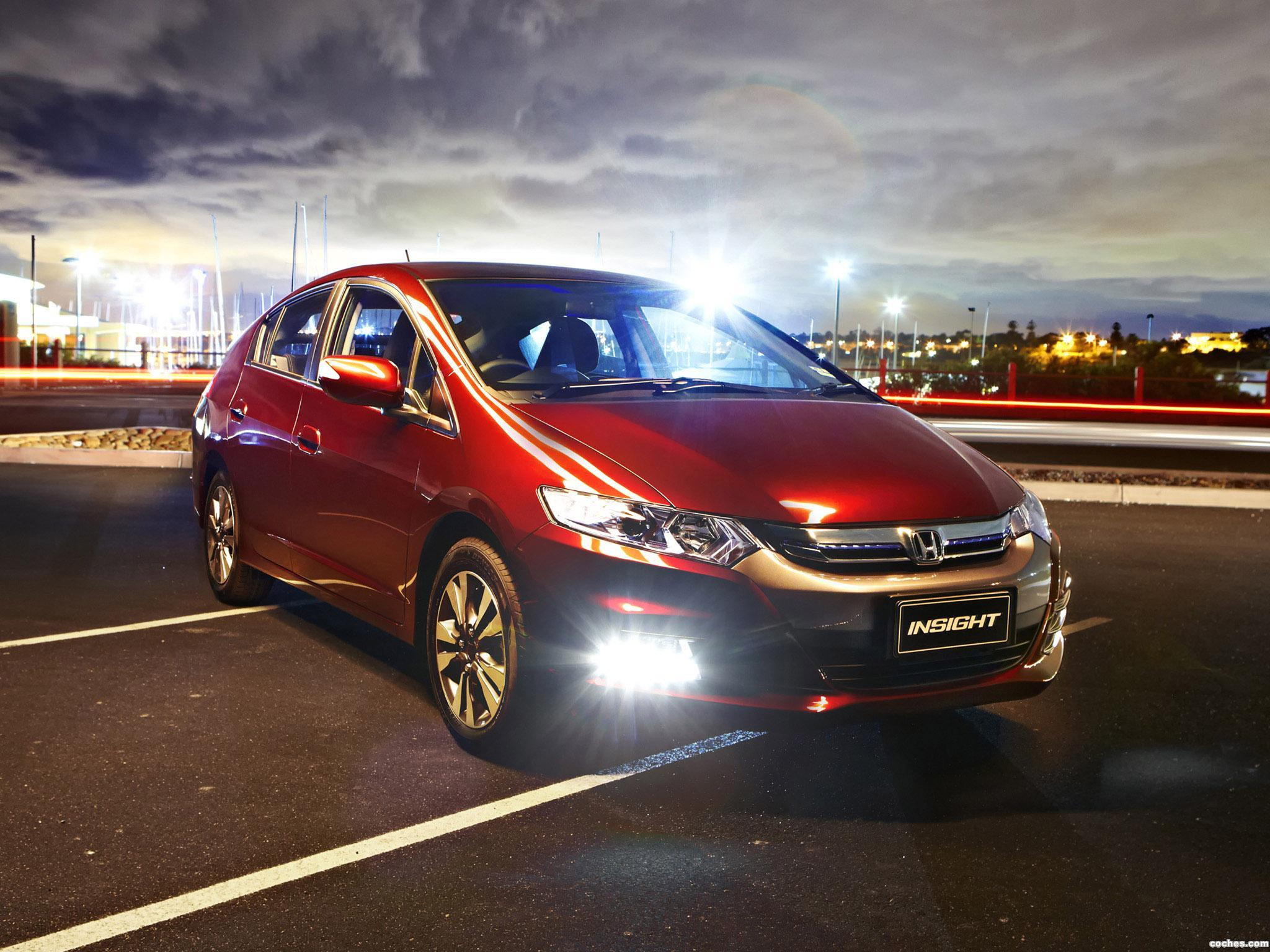 Foto 0 de Honda Insight 2012