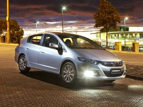 Ver foto 3 de Honda Insight 2012