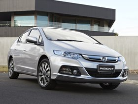 Ver foto 13 de Honda Insight 2012