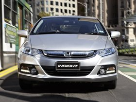 Ver foto 12 de Honda Insight 2012