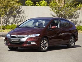 Ver foto 8 de Honda Insight 2012