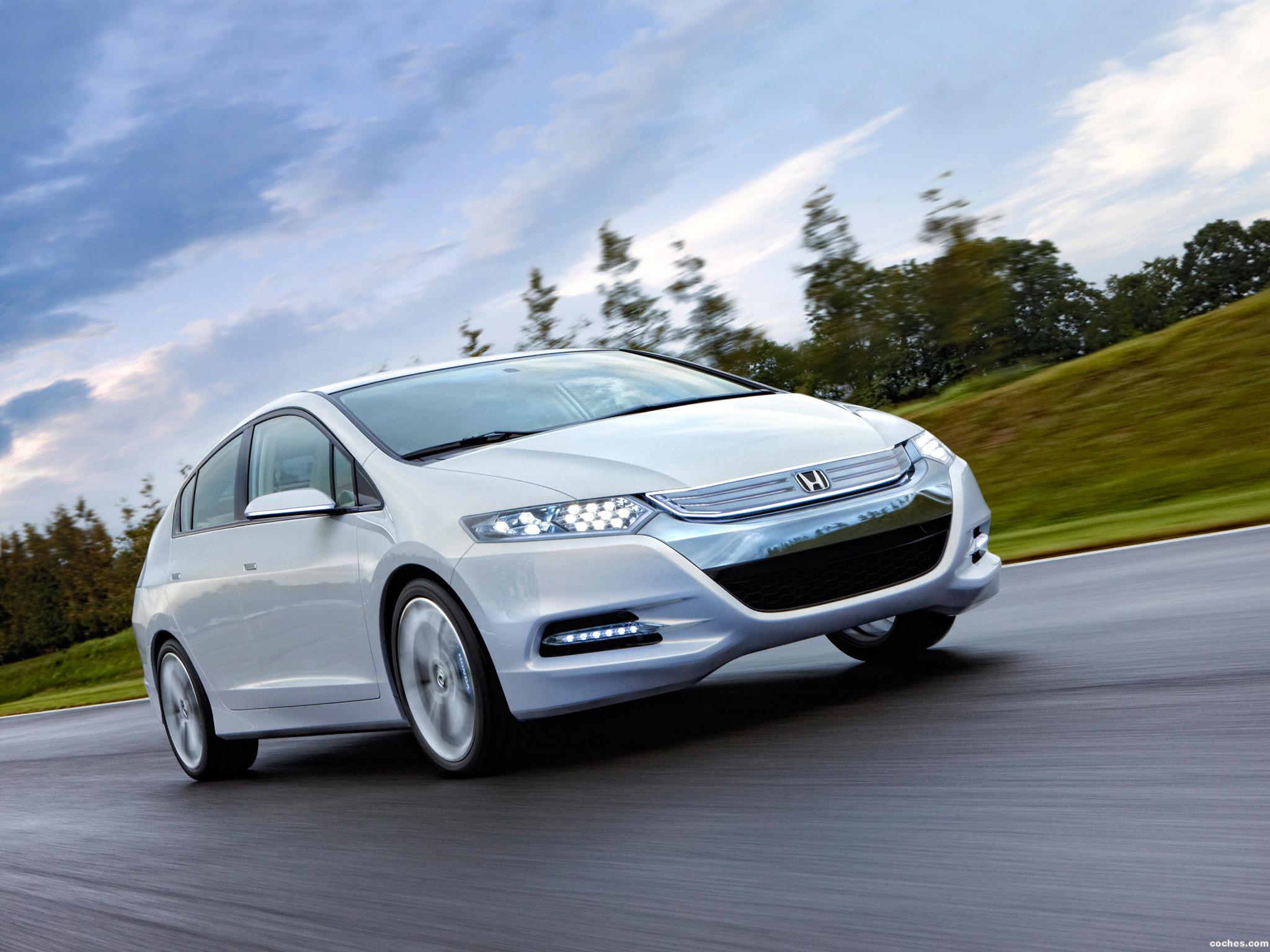 Foto 0 de Honda Insight Concept 2008