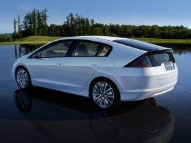Ver foto 4 de Honda Insight Concept 2008