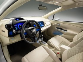 Ver foto 14 de Honda Insight Concept 2008