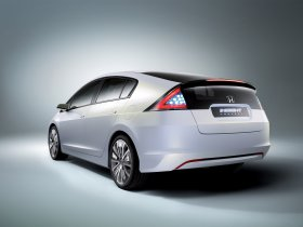 Ver foto 13 de Honda Insight Concept 2008